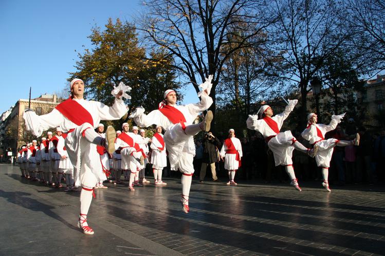 majorca dancing