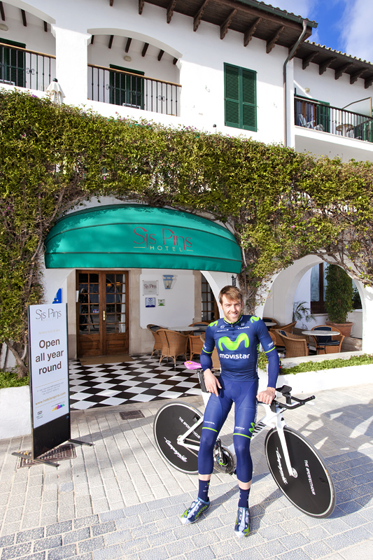 Alex Dowsett - Team Movistar