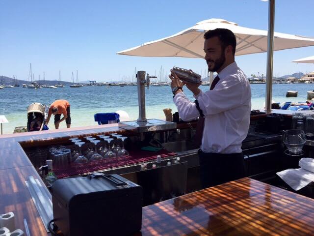 Beach Bar Majorca